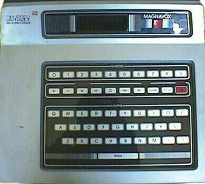 Magnavox Odyssey 2 Game Console