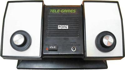 Atari Pong Game Console