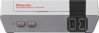 Nintendo Entertainment System (NES) Game Console