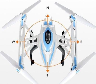 Jin Xing Da 506V Drone