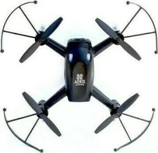Aerix Drones Black Talon top