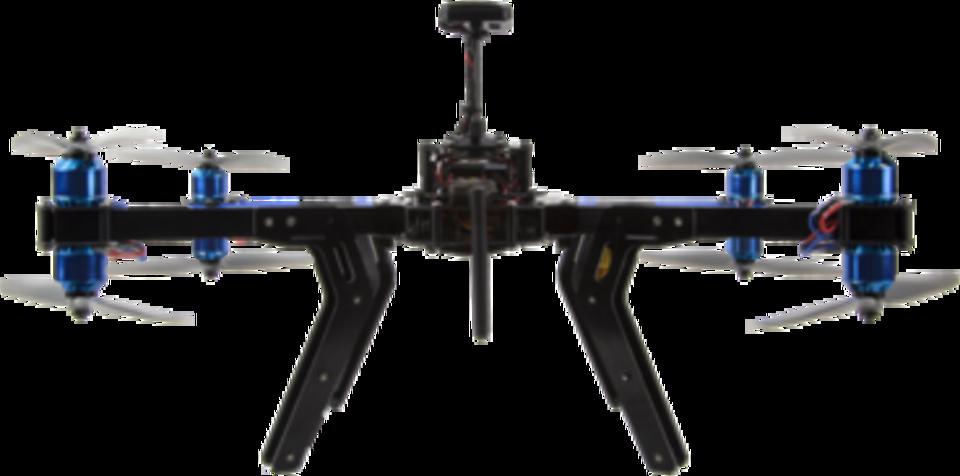 3D Robotics X8+ Drone