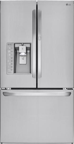 LG LFXS30786S refrigerator