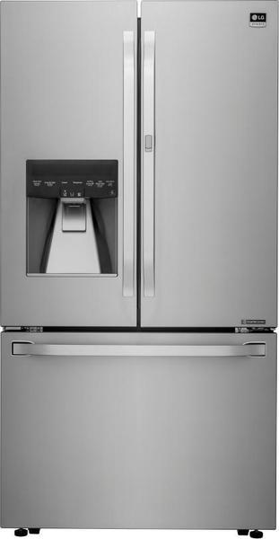 LG LSFXC2476S Refrigerator