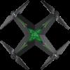 Xiro Xplorer V Drone top