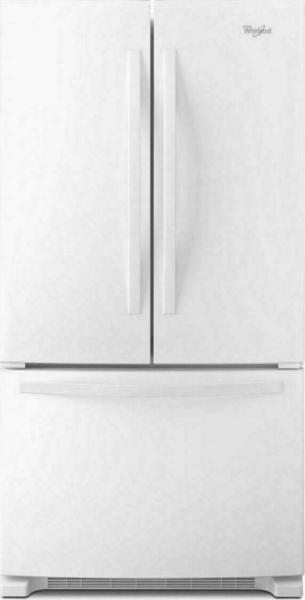 Whirlpool WRF535SMBW Refrigerator