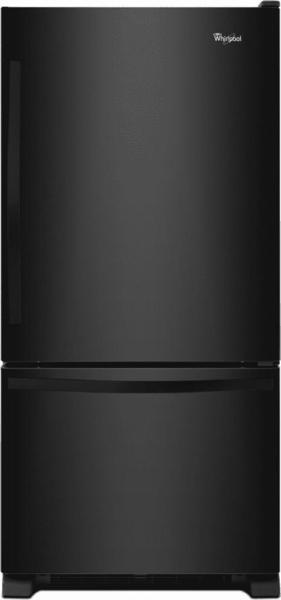 Whirlpool WRB322DMBB refrigerator