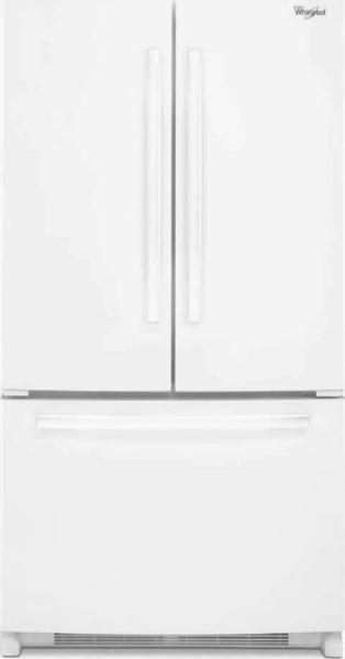 Whirlpool WRF535SWBW refrigerator