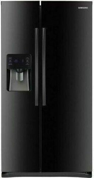 Samsung RS25H5121BC refrigerator
