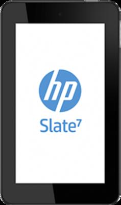 HP Slate 7 2800 Tablet