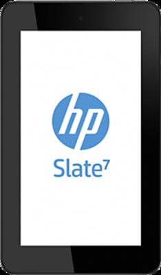 HP Slate 7 4600 tablet