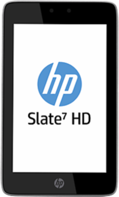 HP Slate 7 HD 3400 Tablet