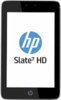 HP Slate 7 HD 3400 tablet front