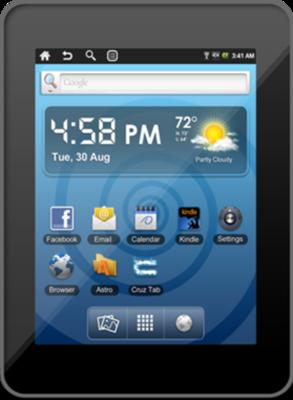 Velocity Micro Cruz T301 Tablet