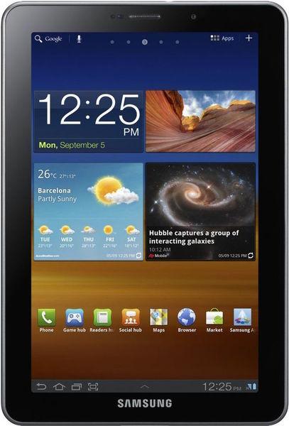 Samsung Galaxy Tab 7 tablet
