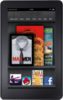 Amazon Kindle Fire tablet front