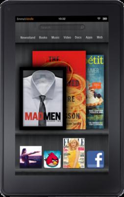 Amazon Kindle Fire 7 (2011)