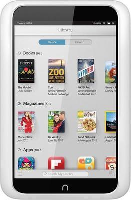 "Barnes & Noble NOOK HD 1 GB / 7"" Tablette"