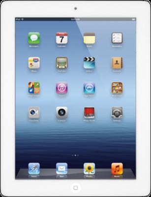 Apple iPad 4G Tablet