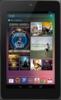 Asus Nexus 7 3G tablet front