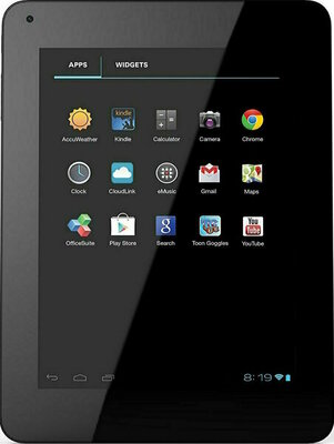 Coby Kyros MID8065 Tablet