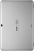 Acer Iconia Tab A510 tablet rear