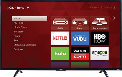 TCL 43UP120 tv