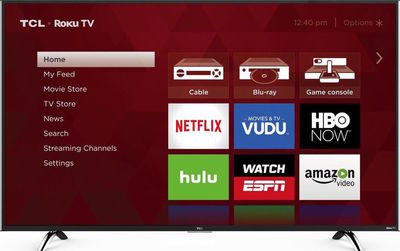 TCL 43US5800 tv