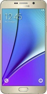 Samsung Galaxy Note 5 Winter Edition Telefon komórkowy