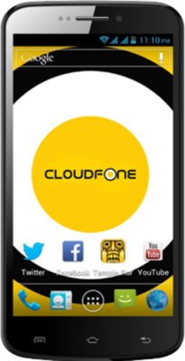 Cloudfone Mobile Phone
