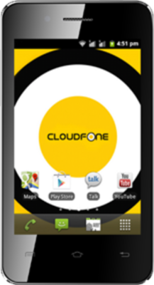 Cloudfone Excite 354g Mobile Phone