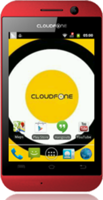 Cloudfone Excite 355g Mobile Phone