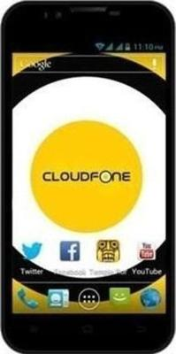 Cloudfone Excite 502q Mobile Phone