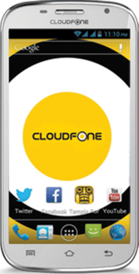 Cloudfone Excite 503d Mobile Phone