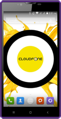 Cloudfone Excite 551q Mobile Phone