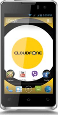 Cloudfone Thrill
