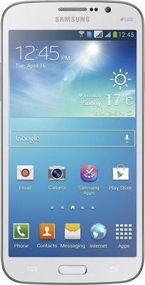 Samsung Galaxy Mega On Mobile Phone