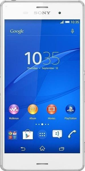 Sony Xperia Z3 Mobile Phone