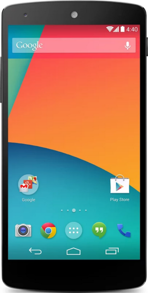 LG Nexus 5 Mobile Phone