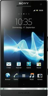 Sony Xperia S Mobile Phone