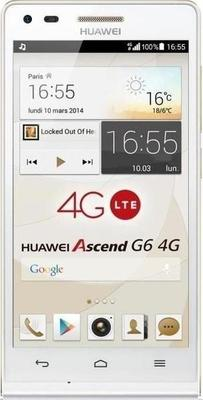 Huawei Ascend G6 4G Téléphone portable