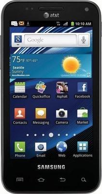 Samsung Captivate Glide Téléphone portable