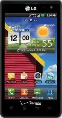 LG Lucid Mobile Phone