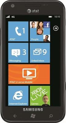 Samsung Focus S Mobile Phone