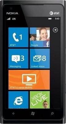 Nokia Lumia 900 Mobile Phone