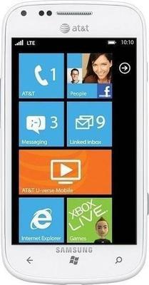 Samsung Focus 2 Telefon komórkowy