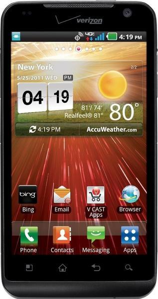 LG Revolution Mobile Phone
