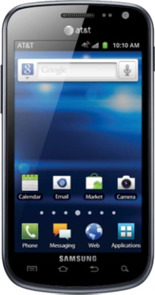 Samsung Exhilarate Mobile Phone