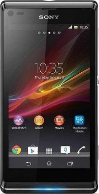 Sony Xperia L Mobile Phone