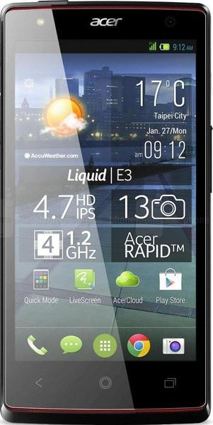 Acer Liquid E3 Mobile Phone
